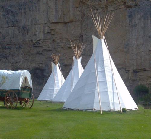 Tipi Tents 1 Tipi Tents