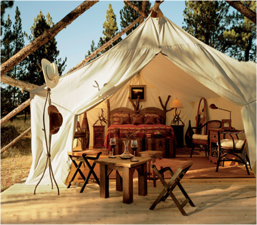 Safari Tents 1 Safari Tents